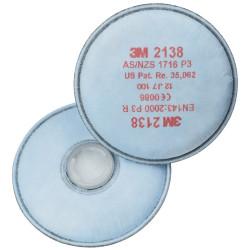 Filtr 3M 2138 P3+aktivní uhlí