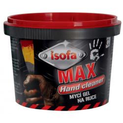 Mycí pasta na ruce ISOFA MAX GEL 450g