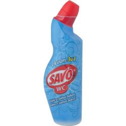 SAVO WC čistič 3v1