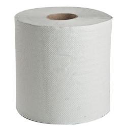 Papírové ručníky-role, 2vrstvé bílé