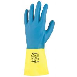 Latexové rukavice CHEM TOUCH