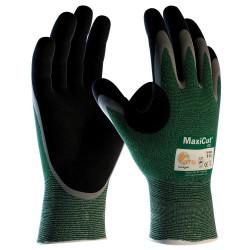 Máčené rukavice MAXICUT OIL 34-304