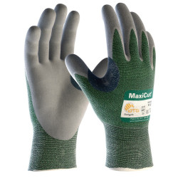 Máčené rukavice MAXICUT DRY 34-450