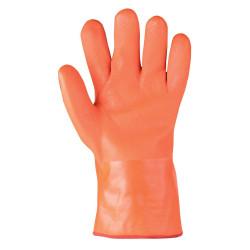 Máčené zimní rukavice MARK