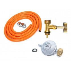 Regulátor tlaku Universal KIT 2-10 kg PB