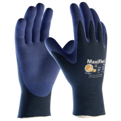 Máčené rukavice MAXIFLEX ELITE 34-274