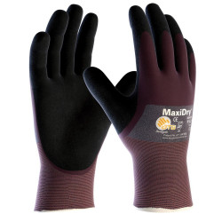 Máčené rukavice MAXIDRY 56-425