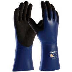 Máčené rukavice MAXIDRY LR 56-530