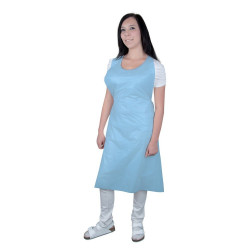 PE zástěra LAURA - modrá