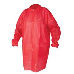SPP plášť dámský SYLVIE- červený