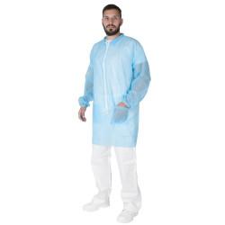 SPP plášť pánský PEPE - modrý