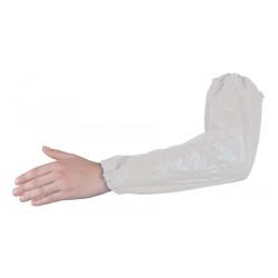 PE rukávník SKIN bílý