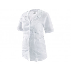 Košile dámská krátký rukáv GABRIELA - bílá
