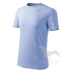 Tričko pánské CLASSIC NEW nebesky modrá