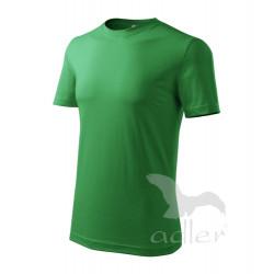 Tričko pánské CLASSIC NEW středně zelené