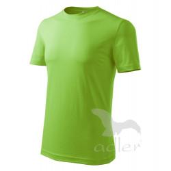 Tričko pánské CLASSIC NEW aplle green