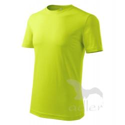 Tričko pánské CLASSIC NEW limetková