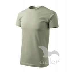 Tričko pánské BASIC světlá khaki