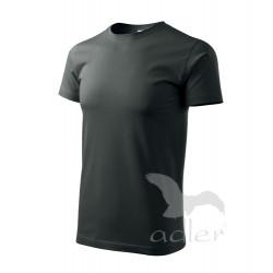 Tričko pánské BASIC tmavá břidlice