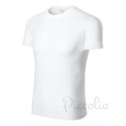 Tričko pánské PAINT bílé