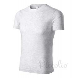 Tričko pánské PAINT sv.šedý melír
