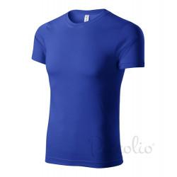 Tričko pánské PAINT královská modrá