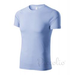 Tričko pánské PAINT nebesky modrá