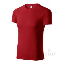 Tričko pánské PAINT červená