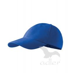 Kšiltovka 6P královská modrá