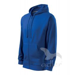 Dětská mikina TRENDY ZIPPER královská modrá