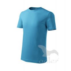 Tričko dětské CLASSIC NEW tyrkysová