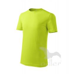 Tričko dětské CLASSIC NEW limetková