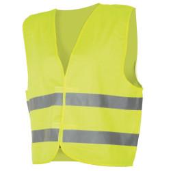 Bezpečnostní vesta ALEX žlutá