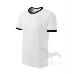Tričko pánské INFINITY bílé