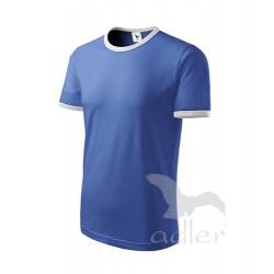Tričko pánské INFINITY azurově modré