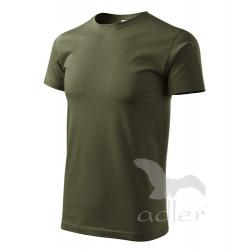 Tričko pánské HEAVY NEW military