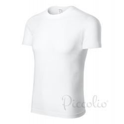 Tričko pánské PEAK bílé
