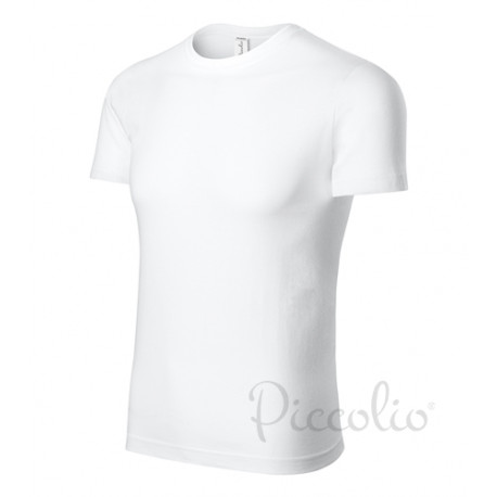 1a1d3a569a39 Tričko pánské PEAK bílé