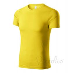 Tričko pánské PEAK žluté
