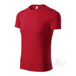 Tričko pánské PEAK červené