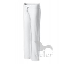 Tepláky dámské COMFORT bílé