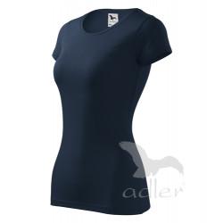 Tričko dámské GLANCE námořní modrá