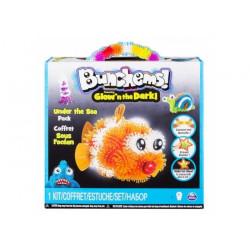 Stavebnice Bunchems fosforeskující sada - rybička