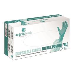 Jednorázové nitrilové rukavice INFINITT TOUCH