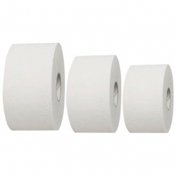 Toaletní papír JUMBO BÍLÝ 190mm