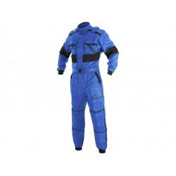 Pracovní kombinéza zimní LUXY ALASKA modro-černá