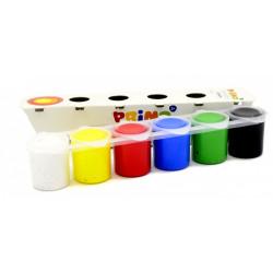 Barvy temperové Primo kelímek 25 ml / 6 ks