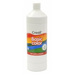 Barvy temperové Creall Basic color - bílá