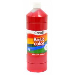 Barvy temperové Creall Basic color - světle červená