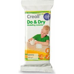 Hmota samotvrdnoucí Creall 500 g - bílá